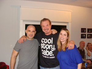 Hanging with DDP in Atlanta, GA