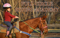 Adam Chandler Full Circle Riding Academy